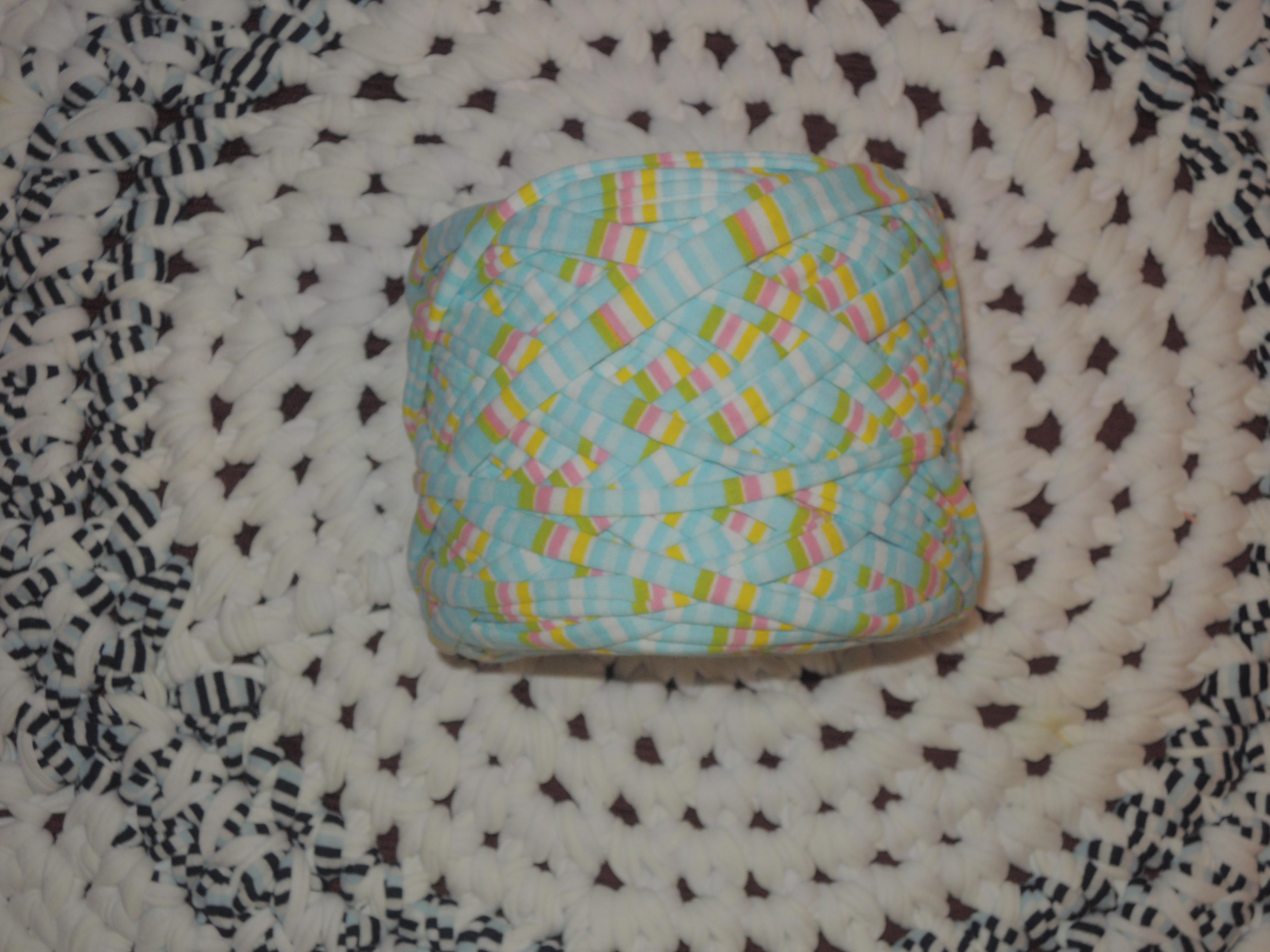 Пряжа из мериносовой шерсти